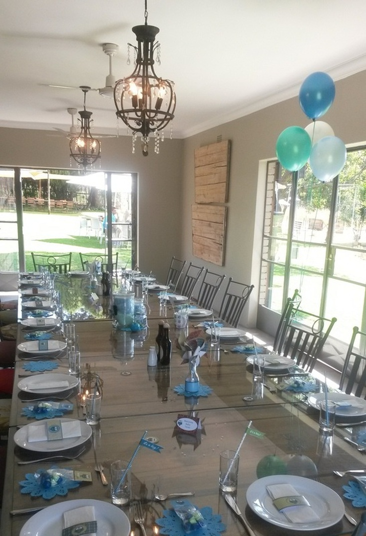 baby shower venues pretoria east