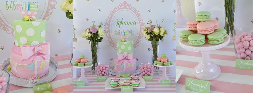 Dessert tables in Centurion
