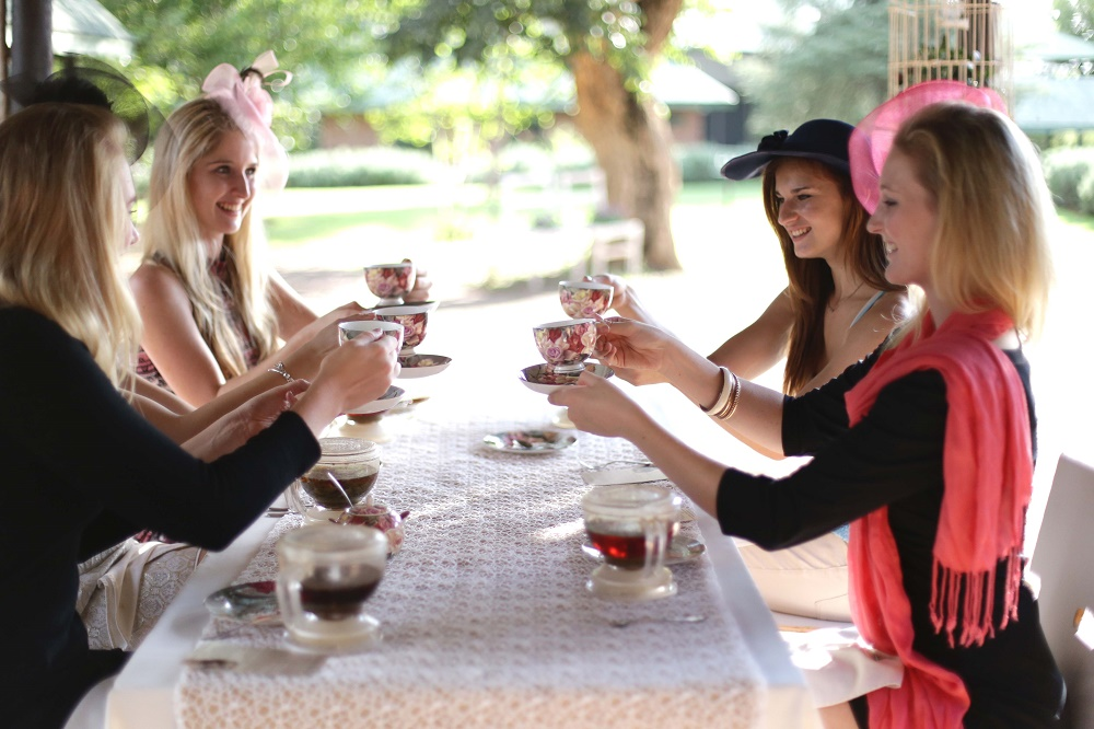 Authentic High Tea in Pretoria