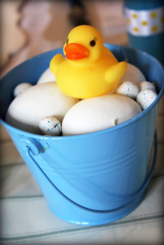 baby shower duck theme