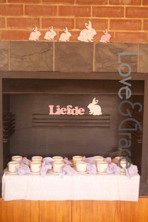 baby shower tea pretoria