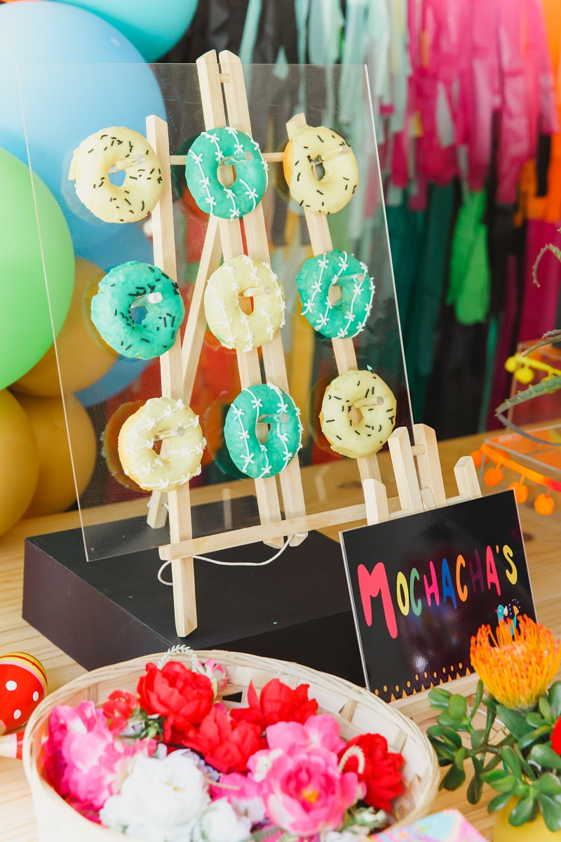 Mexican theme party ideas.