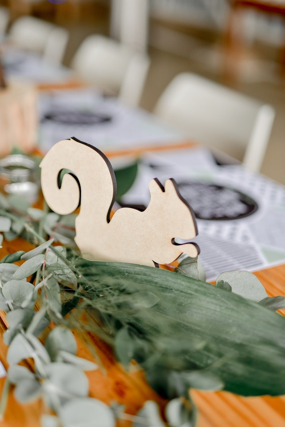 Woodlands themed baby shower and decor ideas.
